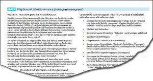 Thumbnail Infoblatt Hirnstammaura