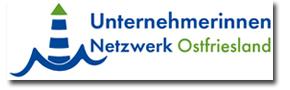 Logo Unternehmerinnen Netzwerk Ostfriesland