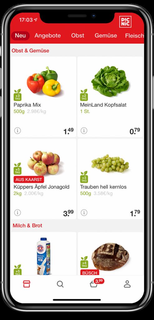 picnic App