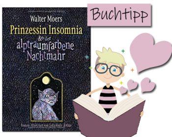 Buchtipp Prinzessin Insomnia